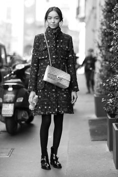 Fei Fei Sunduring Milan Fall/Winter Fashion Week 2014.