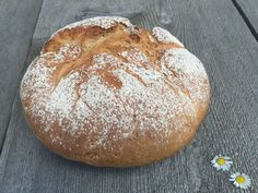 Backen mit Christina … | Christinas Mischbrot Food Porn, Food And Drink, Bread, Recipes, Pizza, Creative, Salt, Apple Sour Cream Cake, Baked Goods