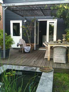 Stoel box van zuiver in antraciet klant product foto 39 s van pinterest met - Eigentijds tuinmodel ...