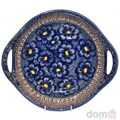Polish Pottery - Serving Platter #1160