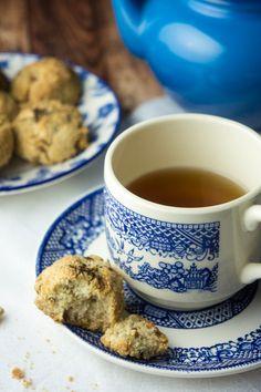 Paleo Vanilla Bean Mexican Wedding Cookies — Foraged Dish