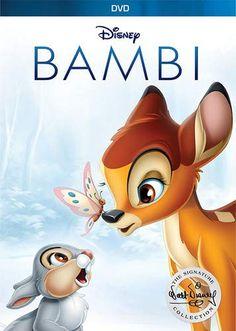 Bambi: The Walt Disney Signature Collection [Edizione: Stati Uniti] [Italia] [DVD] Disney Movie Club, Disney Movies, Disney Toys, Disney Art, New Movies, Movies And Tv Shows, 2017 Movies, Iconic Movies, Netflix Movies