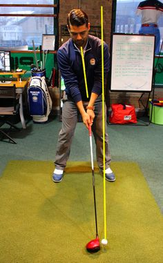 5 Keys To Launch Your Driver — MY CHICAGO GOLF. How to hit better drives and gain more distance in golf. golf 5 Keys To Launch Your Driver Video Golf, Golf Videos, Chicago, Golf Chipping Tips, Golf Tips Driving, Golf Instructors, Good Drive, Golf Putting Tips, Golf Drivers