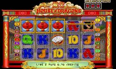 House of Dragons Casino Slot Game – play for free!