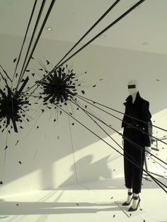 Joseph Black is the new Black windows, London – UK
