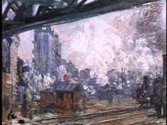 Os Grandes Artistas - Impressionistas - Episódio 04 - Monet (2006) - YouTube