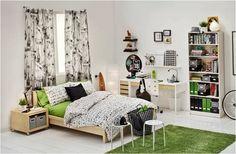 College Dorm Room Ideas Green Carpet - Home Design and Decoration College Dorm Decorations, College Dorm Rooms, Uni Dorm, College Bedding, Dorm Life, College Life, Hunter College, College House, College Style