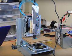 impresora 3d casera arduino