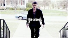 Trouble | Best of Klaus Mikaelson [HBD Trixi]