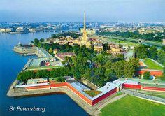 Петропавловская крепость. Достопримечательности Петербурга
