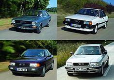 Audi 80/90/4000 _ 1972_1994