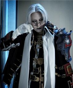 Abel | Trinity Blood #cosplay #anime