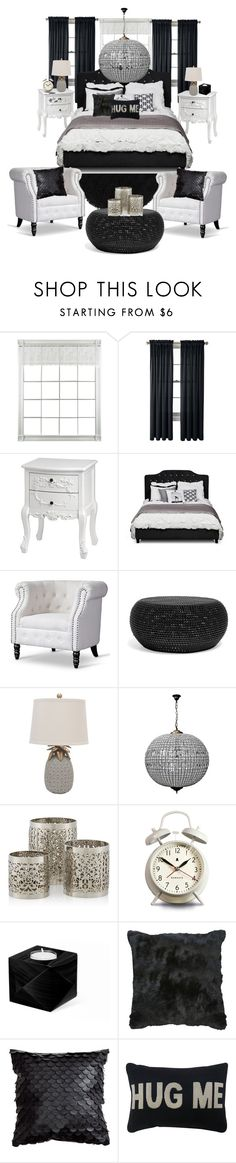 """Untitled #25"" by manarnassan on Polyvore featuring interior, interiors, interior design, home, home decor, interior decorating, Royal Velvet, Baxton Studio, Newgate and Park B. Smith"