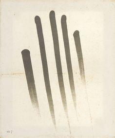 """Józef Robakowski - Obraz z akcji """"podanie ręki"""" 1981-82 r."""