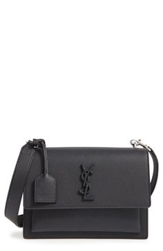 20dc46daf394 Free shipping and returns on Saint Laurent Medium Sunset Leather Crossbody  Bag at Nordstrom.com