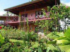 Photo Adventure Jobs, Houses In Costa Rica, Costa Rica Real Estate, House Sitting, Forest House, Property Development, Tropical Garden, Garden Bridge, Countryside