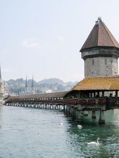 Lucerne, Switzerland and its Charming Chapel Bridge