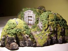Necropolis wargame terrain,scenery...                                                                                                                                                                                 More