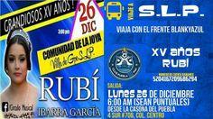 m.e-consulta.com | Frente Blankyazul organiza viaje para asistir a los XV Años de Ruby | Periódico Digital de Noticias de Puebla | México 2016