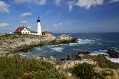 "500px / Photo "" Portland Head Lighthouse"" by Joseph Urgo"