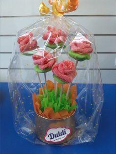 Dulces rosas para alguien especial, de Duldi Collblanc.