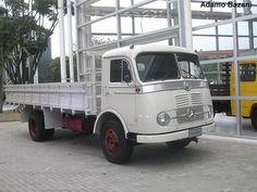 Caminhão Mercedes-Benz LP312.