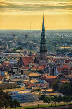 View on Riga
