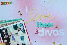 ** Chic Tags- delightful paper tag **: Creating A Hybrid Title - Masking...great tutorial by Sherri Funk