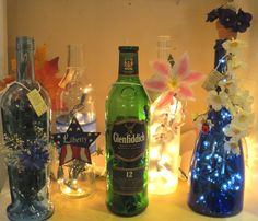 we can decorate your favorite bottle...