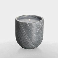 calvin klein home marble candle