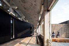 Gallery of Z Gallery / O-OFFICE Architects - 10