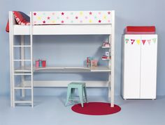 A lot of creative room solutions and practical concepts. We have collected all the room décor ideas and inspirations for girls' room, boys room and baby room. Baby Room, Kids Room, Room Decor, Bed, Furniture, Inspired, Products, Simple Elegance, Master Bedroom Closet