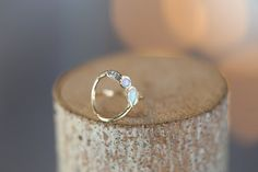 Misa Jewelry Opal Ring