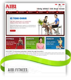 Aibi Fitness Designed by Jayam Web Solutions