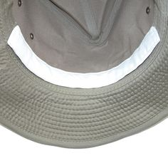 The Hat Size Reducer and Disposable Sweat Band is made from 100% cotton. Band measures 10.5 inches long by 1 inch wide and will reduce your hat by one hat size. Simply peel off the adhesive backing and apply the band to the inside front rim of your hat. In addition to reducing the size of your hat, this item also absorbs moisture which will make wearing your hat on a hot day a more enjoyable experience.