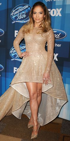 Jennifer Lopez in Elie Madi