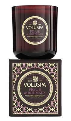 beautiful Voluspa scented candle  http://rstyle.me/n/umsunpdpe
