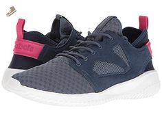 b1d01e379f77 Reebok Women s Skycush Evolution Royal Slate Collegiate Navy Rose Rage White  Sneaker - Reebok sneakers for women ( Amazon Partner-Link)