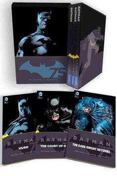 DC Comics Batman: The Dark Knight Returns, The Court of Owls, Hush