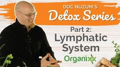 What Are Lymph Nodes & Why Do You Need Them? - Detoxing with Doc Nuzum - Part 2 Natural Colon Cleanse, Natural Detox, Body Cleanse, Body Detox, Swollen Lymph Nodes, Lymphatic Massage, Detoxify Your Body, Beat Cancer, Lymphatic System