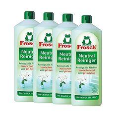 http://ift.tt/1TbA52l 4x Frosch Neutral Reiniger1 Liter ! salelanyt##