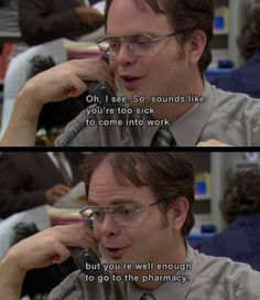 Only the Traditional Brownie will do the very traditional Dwight. #FDanconiaBrownies #TheOffice https://www.fdanconia.com/