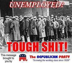 Unemployment...what's that?