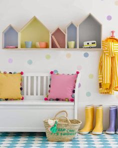 Michelle - Blog #Home #Colors - #Pastel Fonte : http://www.mollymeg.com/journal/