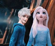 Image in Jelsa collection by Winter Frost on We Heart It Jelsa, Jack Frost Movie, Frozen Pictures, Jack Frost And Elsa, Cant Help Falling In Love, Disney Couples, The Big Four, Animal Wallpaper, Ice Queen