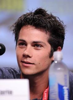 Dylan O'Brien - The Maze Runner panel @ San Diego Comic-Con 2014