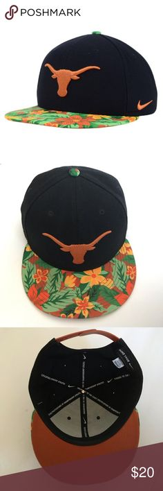 0ae45131c7f Nike True NCAA TX Longhorns Limited Edition Hat OS Nike True NCAA Texas  Longhorns Limited Release