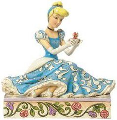 Caring & Courageous (Cinderella With Jaq & Gus)