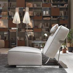 BRAND NEW - A.B.C.D. armchair by @flexformspa, design Antonio Citterio, 2015 - Selected for the ADI Design Index 2015 @adiassodesign