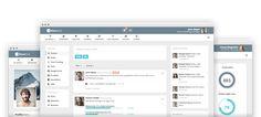 Humhub - open source social network